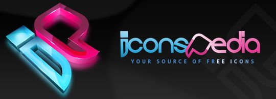 New logo for IconsPedia
