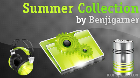 summer collection icons download