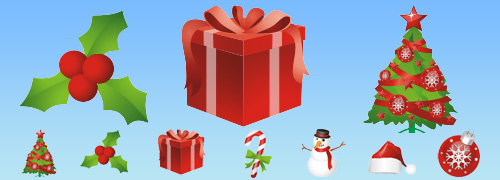 Christmas Surprise icons
