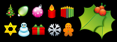 Christmas XP Icon set