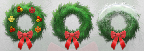 Holiday Wreaths icon