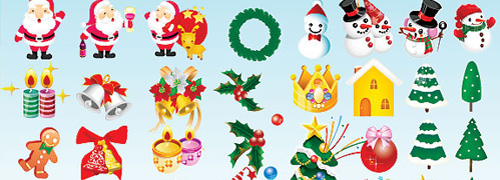 X-Mas eps icon pack